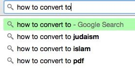 Is PDF the 3rd most popular religion in the world?