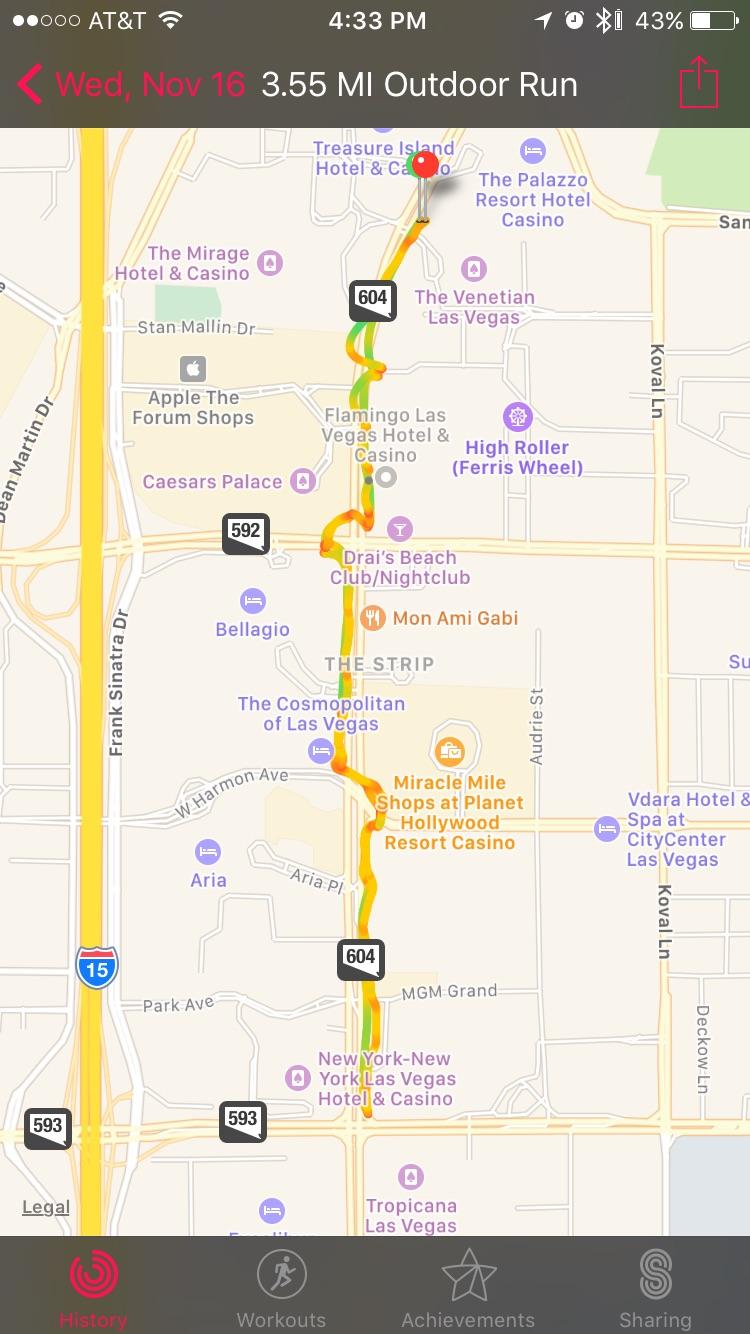 AU5k Route