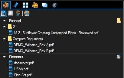 Recent Files Window is blank in Bluebeam Revu 2015 or 2016